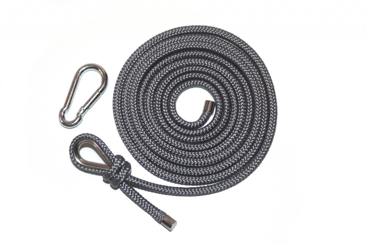 CHARCOAL ROPE