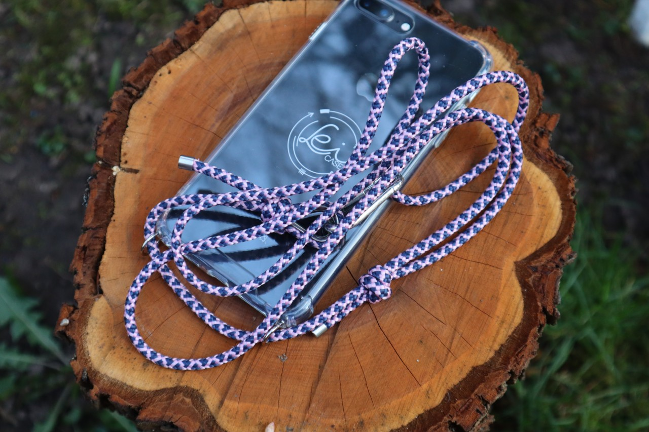 Lei Case Handykette DIAMONDS