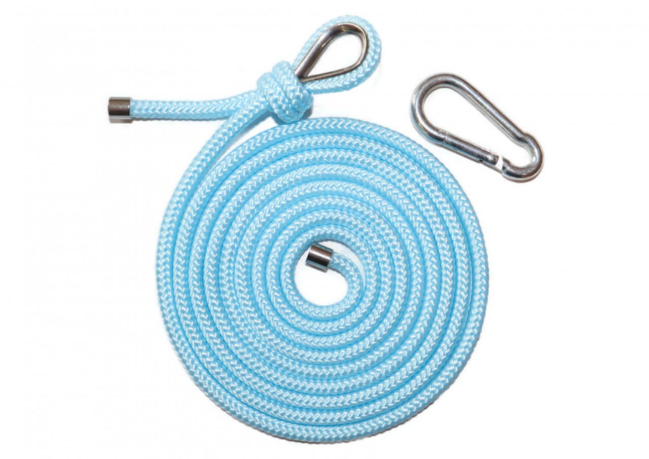 ICY BLUE ROPE